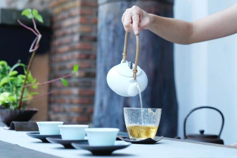 thé drainant minceur au CBD